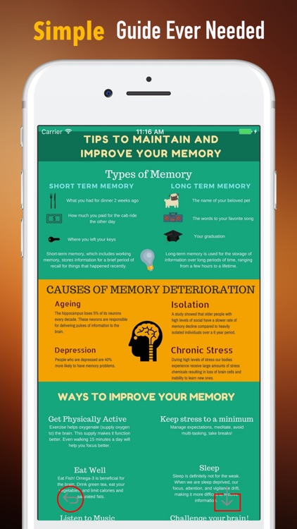 How to Improve Your Memory-Mnemonics Guide or Tips