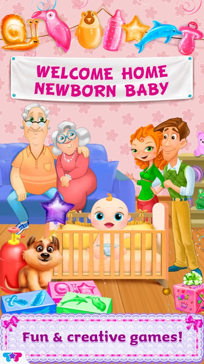 My Newborn Baby - Mommy & Baby Care screenshot-4