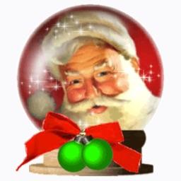 Santa's Globes