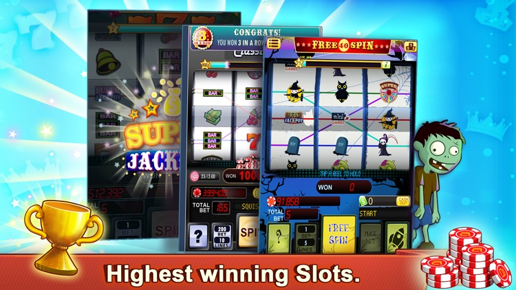 Slot Machine: Slots & Casino screenshot-3