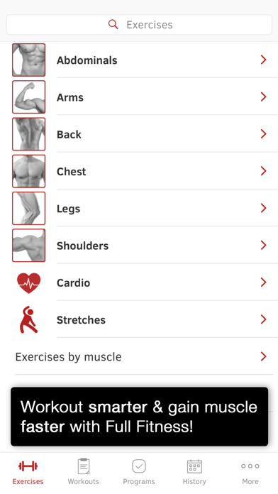 download Full Fitness : Exercise Workout Trainer apps 4