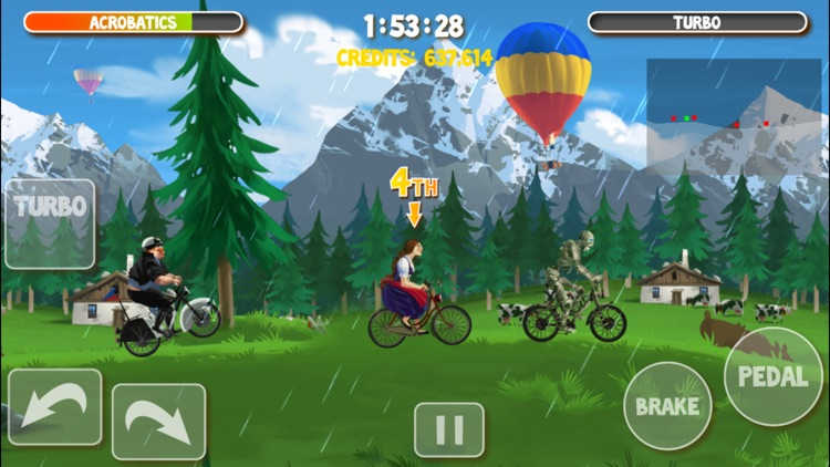 Crazy Bikers 2 screenshot-4