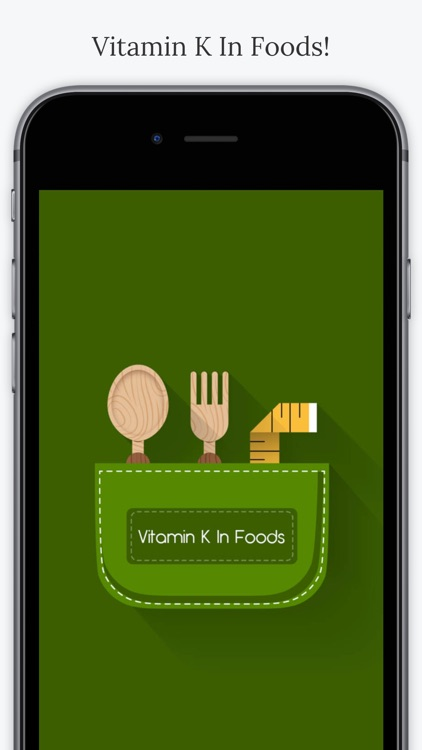 Vitamin K In Foods screenshot-0