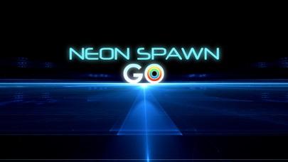 無料で おもしろ 簡単 脱出 ゲーム - Neon Spawn GO (ネオ ゴー)紹介画像1