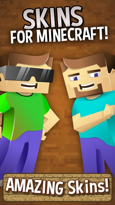 Skins for Minecraft | Boy & Girl Minecraft Skins screenshot one