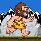 Caveman Hero - Бегать и прыгать яйца динозавров icon
