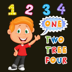 Activities of Learn number counting english for preschoolers