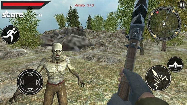 Dead Zombie Killer:Trigger 2017 Pro screenshot-4