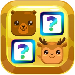 Matching animals games for preschool Endless