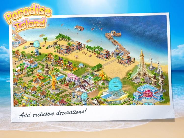 Paradise Island HD screenshot-3