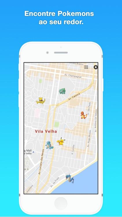 Comuni - radar e chat para Pokemon go