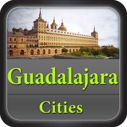 Guadalajara Offline Map City Guide