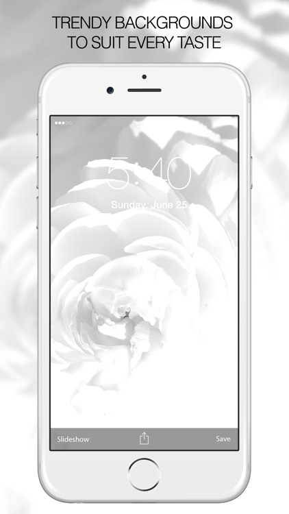 White Backgrounds & White Wallpapers screenshot-3