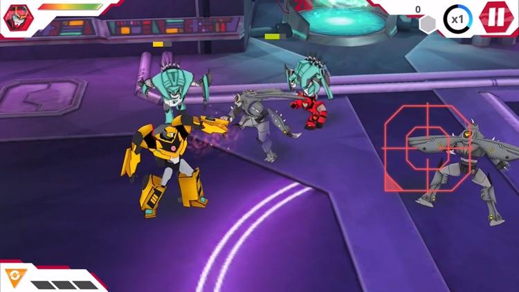 Transformers: Robots in Disguise screenshot-4