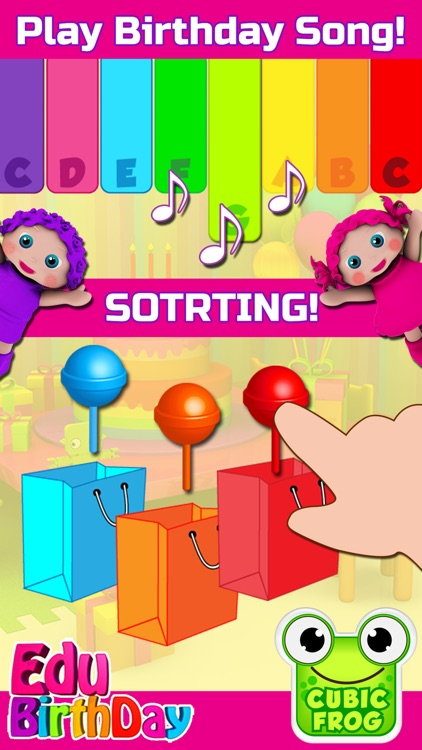 Best Preschool App-EduBirthday