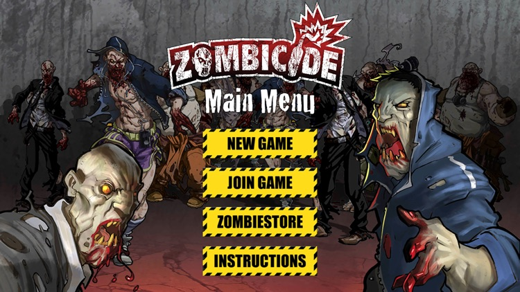 Zombicide Companion screenshot-1