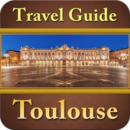 Toulouse Offline Map Travel Guide