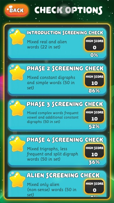 Zat Phonics Screening Check screenshot three