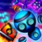 BomBots is 3D a retro-arcade action/puzzle game exclusive to iOS