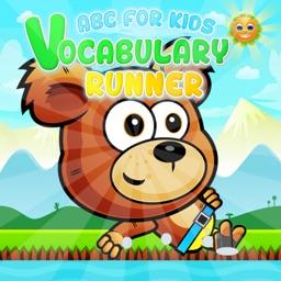 ABC Vocabulary Runner For Kids