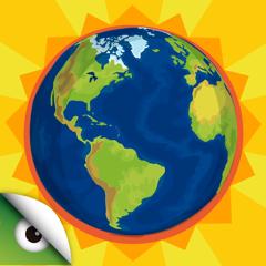 Atlas 3D pour Enfants – Jeux Géographie du Monde