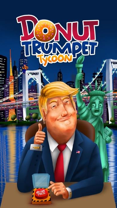 Donut Trumpet Tycoonのスクリーンショット1
