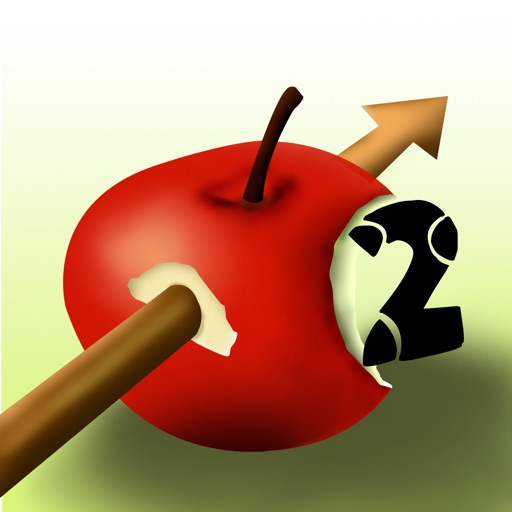Apple Shooting 2 HD icon