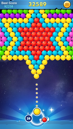‎Bubble Shooter Classic Puzzle on the App Store Funnygames Bubble Shooting