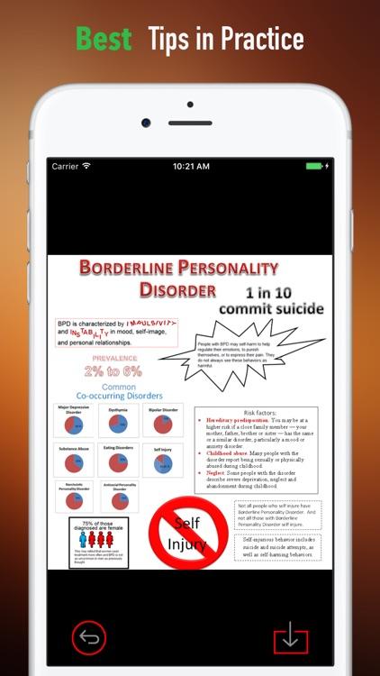 Borderline Personality Disorder (BPD)Self Help screenshot-3