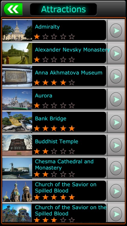 St Petersburg Offline Travel Guide screenshot-3