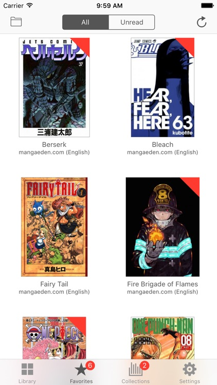 Manga Scope - A fast and lightweight manga reader
