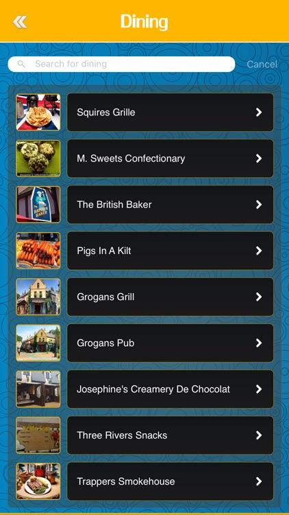 Great App for Busch Gardens Williamsburg screenshot-3