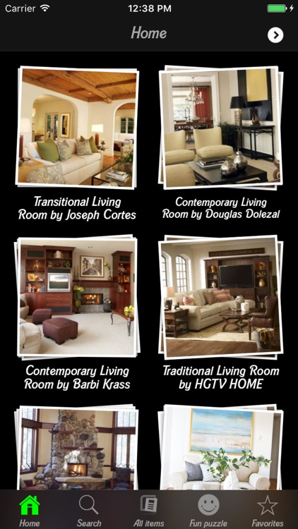 Living Rooms Inspiration