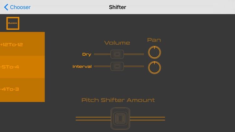 Zen Musical Harmonizer ZMH-1 screenshot-3