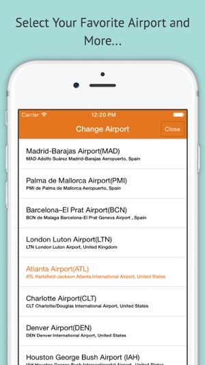 Airport Map - Find Gates & Places Inside Airports on the App Store