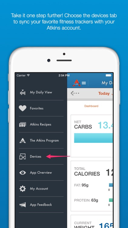 Carb Counter & Diet Tracker by Atkins screenshot-4