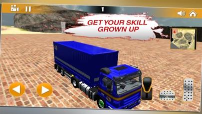 Extreme Offroad Hill Climb Truck Driver Simulator App 截图
