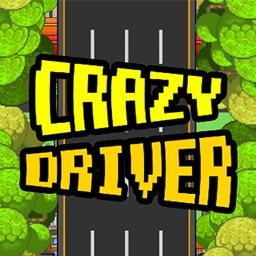 Crazy Driver: Escape The Cops