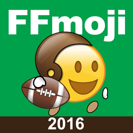 FFmoji 2016 - Your Fantasy Football Emoji Keyboard