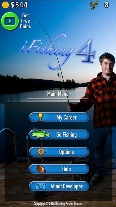 i Fishing 4 screenshot one