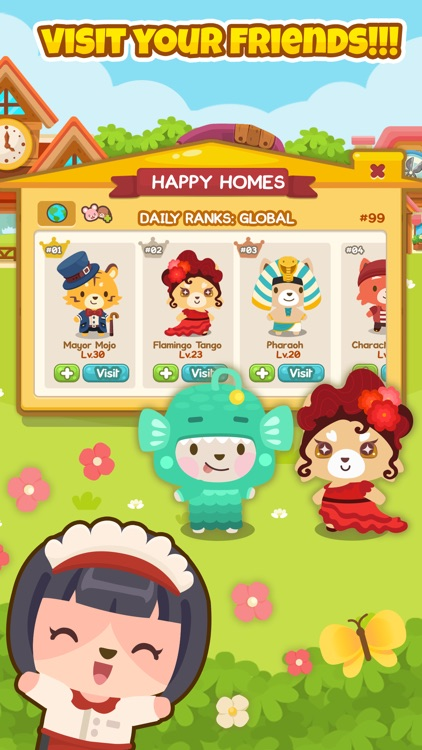Happy Pet Story screenshot-3