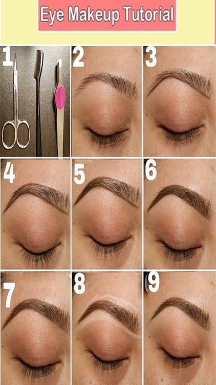 Makeup Tutorials - Makeup Tips screenshot-4