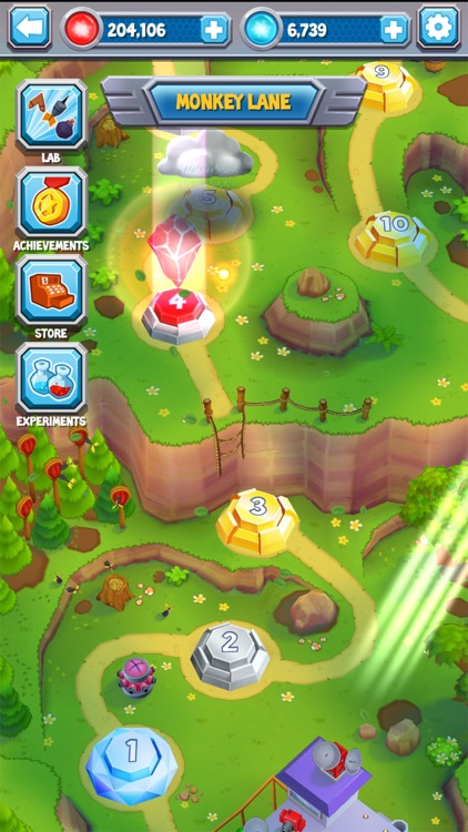 Bloons Supermonkey 2 screenshot-1