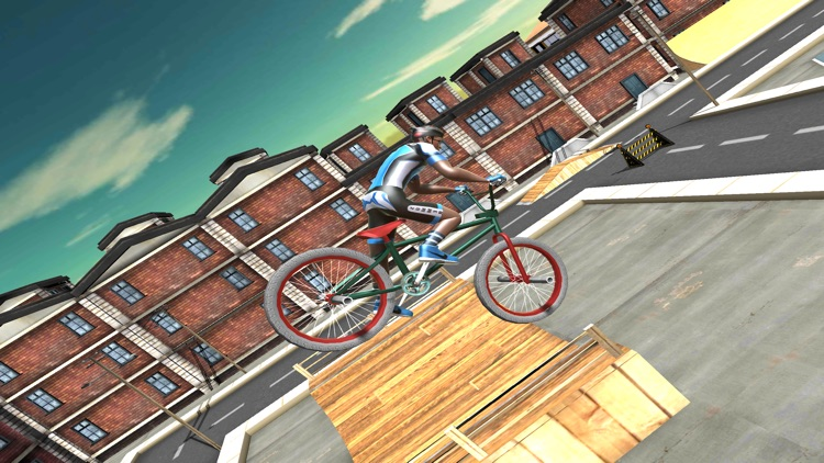 BMX Pro - BMX Freestyle game screenshot-4