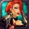 天使复仇者 - 科幻性感女神即时动作 3D arpg 异形射击游戏 免费版 (更多武器装备可供选择)