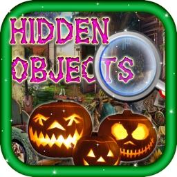 Bewitch Nightmare Hidden Objects - Halloween