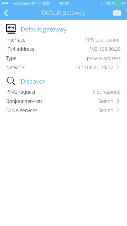 VPN Info screenshot-1