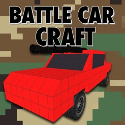 Battle Car Craft - Ride in block tanks you build on the App Store