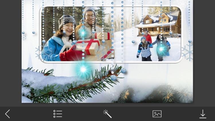 Creative Christmas Photo Frames - Fx editor