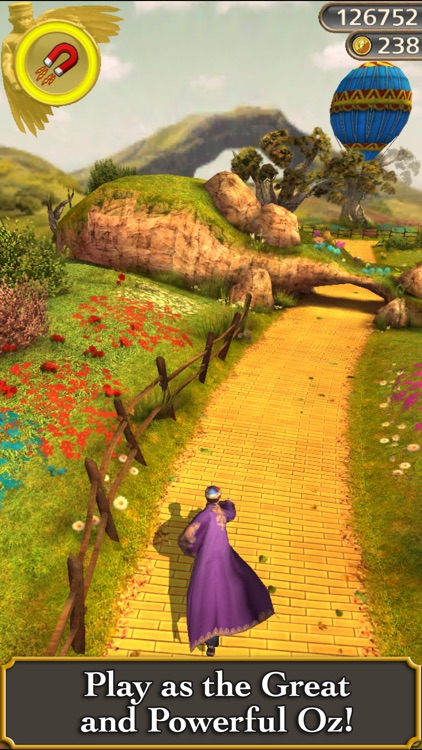 Temple Run: Oz screenshot-3